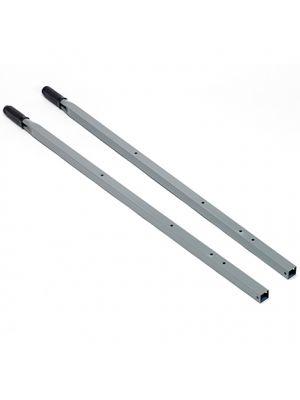 Steel Handles (2) for WB 2606K, 260K6FF