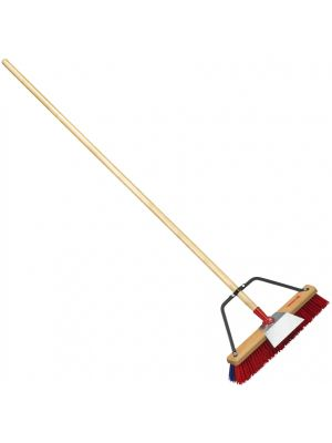 Landscape Broom - 3 Bristles