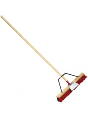 Push Broom - 2 Bristles