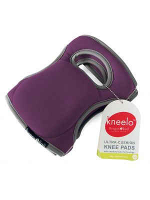 KNEELO® KNEE PADS - PLUM