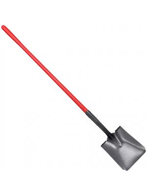 #2 Square Point Shovel - Closed-Back