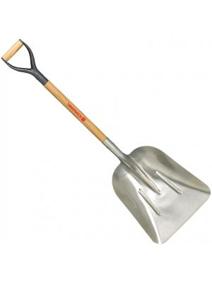 #10 Scoop Shovel - Aluminum
