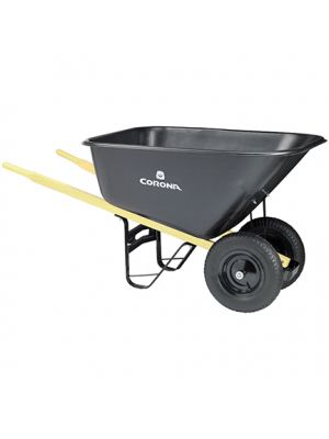 Poly Wheelbarrow – 10 Cubic Ft