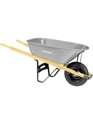 Steel Wheelbarrow – 6 Cubic Ft