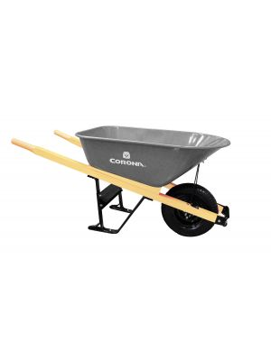 Contractor Wheelbarrow - 6 Cubic Ft