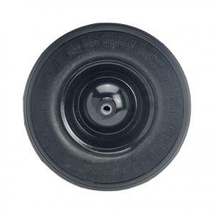 Flat-Free Wheel - Ribbed