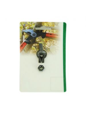 Pivot (bolt, nut & cage clip) - CARDED